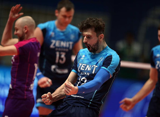 ZENIT KAZAN OFF TO BERLIN FOR THEIR 5TH CONSECUTIVE FINAL!