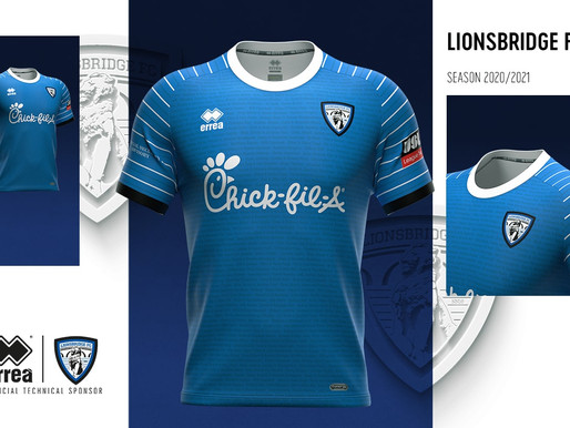 LIONSBRIDGE FC FANS HAVE CAST THEIR VOTE AND CHOSEN THE NEW 2021 HOME KIT!