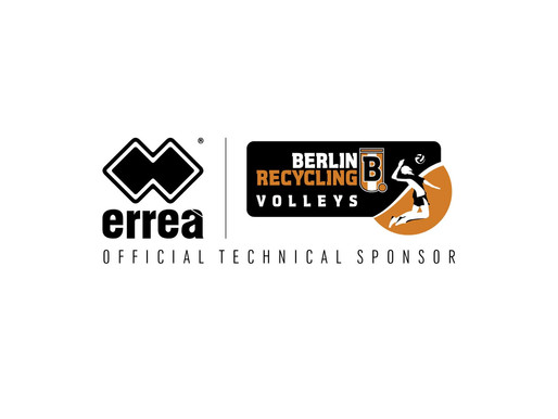 ERREÀ SPORT IS THE NEW TECHNICAL SPONSOR FOR BERLIN RECYCLING VOLLEYS!