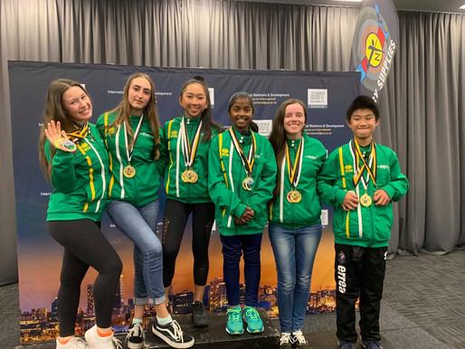 2019 Trans Tasman Championships