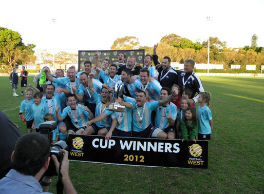 Sorrento Football Club continues to wear Errea with pride.