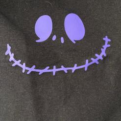 Cut PU Purple