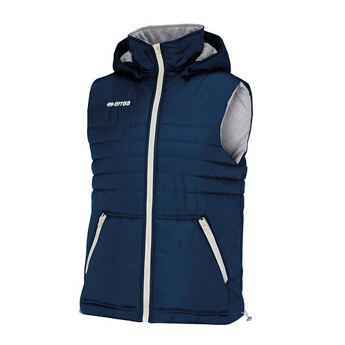 ERREA HYBRID SLEEVELESS JACKET