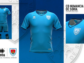 NUMANCIA'S OFFICIAL 2020-2021 THIRD KIT IS UNVEILED