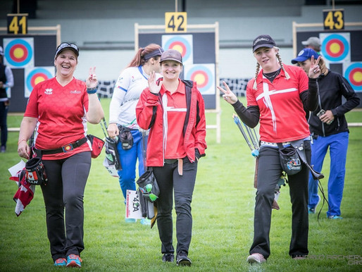 The Hyundai Archery World Cup returns to Colombia.