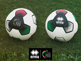 INNOVATION, CONNECTION AND TRADITION. ERREÀ SPORT UNVEILS ITS NEW FOOTBALL WITH ITS OWN QR CODE