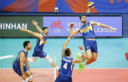 Italian Mens Volleyball