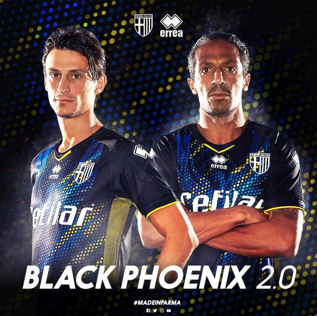 Parma 2020 third kit