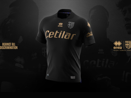 PARMA CALCIO 1913'S OFFICIAL THIRD STRIP FOR THE 2021-2022 SEASON IS UNVEILED