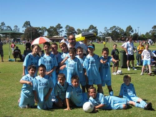 Marconi Juniors