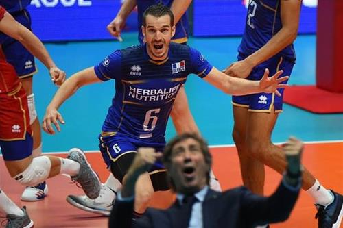 Italian Mens Volleyball -