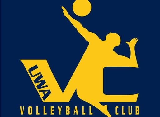 2014 UWA Mens Super League Volleyball