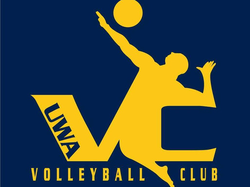 2014 UWA Mens Super League Volleyball