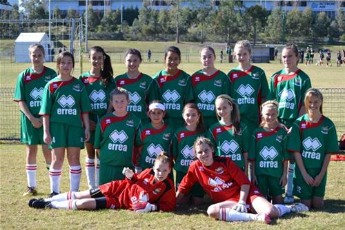 SDSFA Girls