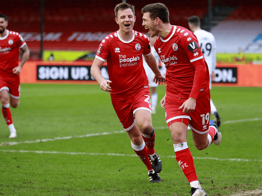 FA CUP: CRAWLEY TOWN KNOCKS OUT LEEDS UNITED WITH A CRUSHING VICTORY!