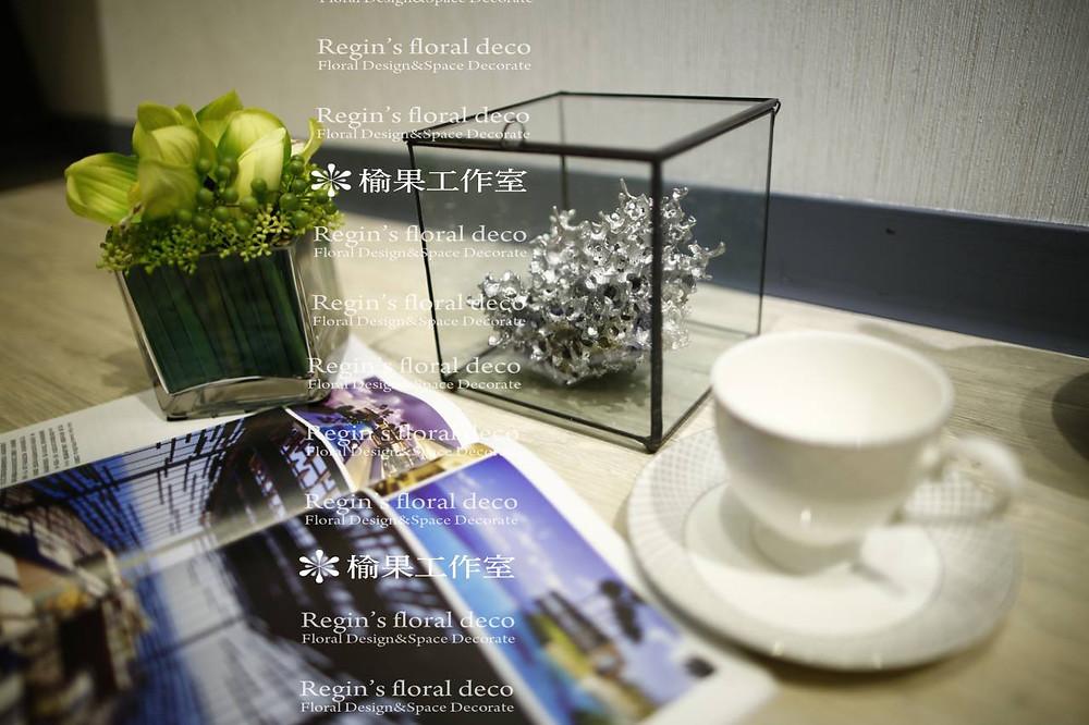 榆果 HUGO DECO,空間DECO規劃  裝置  人造花飾