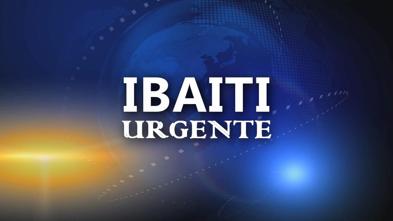 IBAITI URGENTE