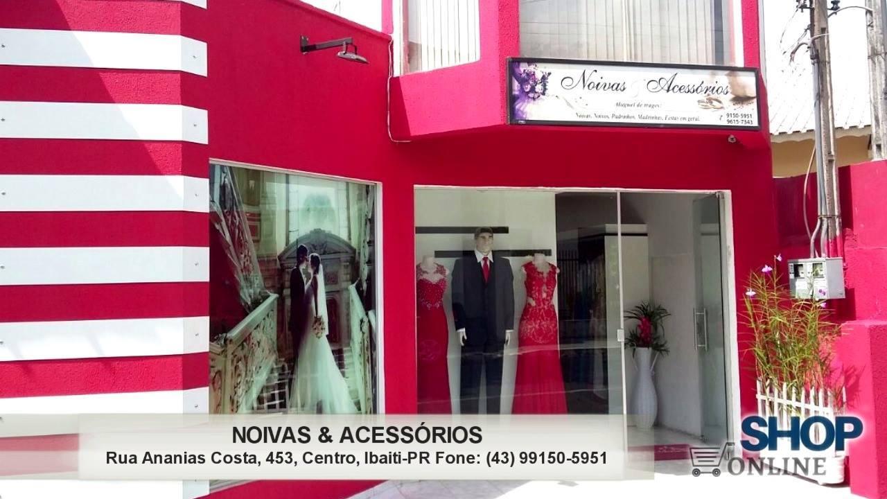 Shop Online - Noivas & Acessórios