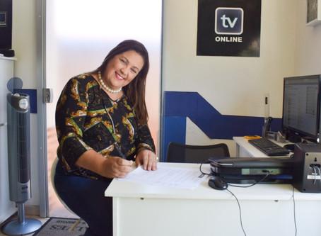 DESDE 2019 PROFESSORA ROSE PARAIZO É COLUNISTA TV ONLINE!