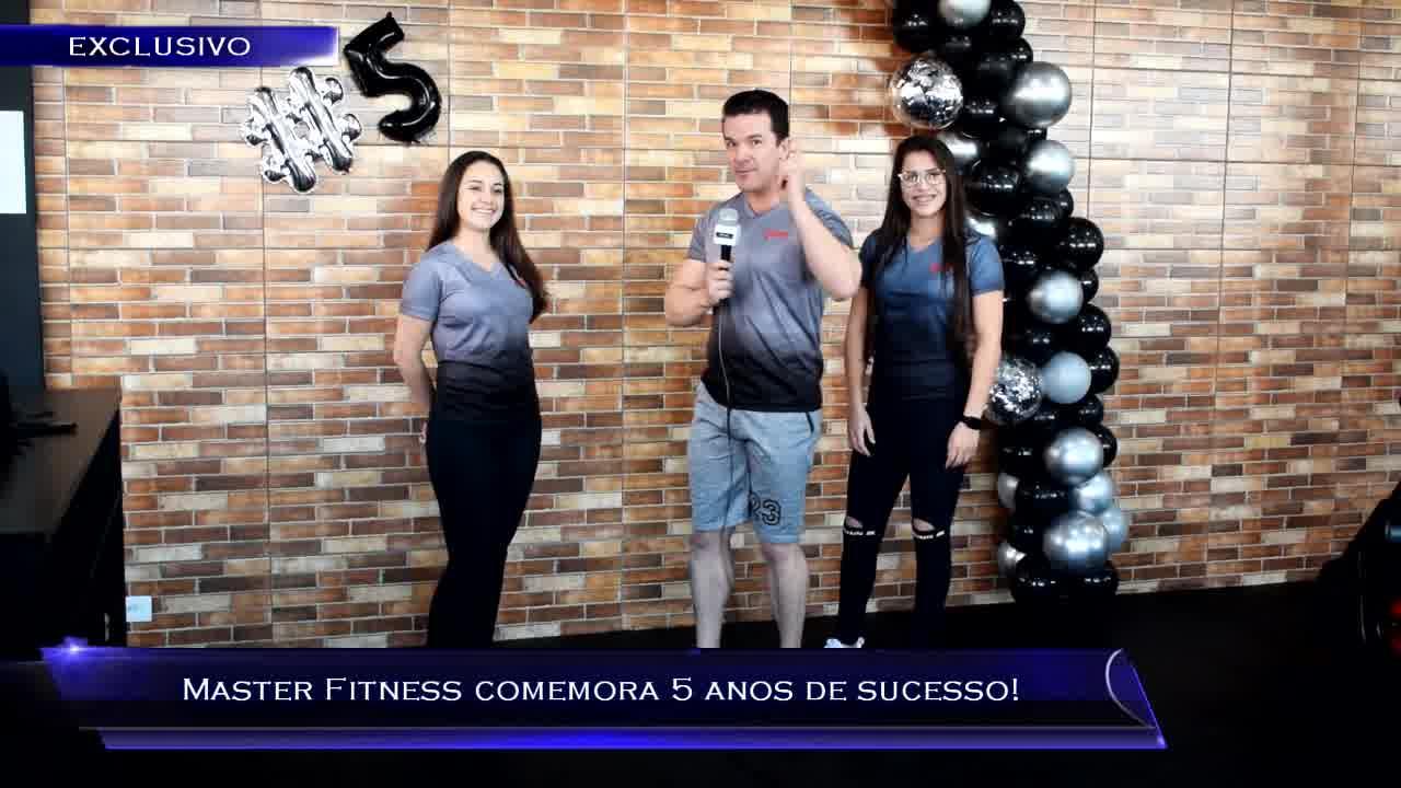 TV Online Informa - Master Fitness comemora 5 anos de sucesso!