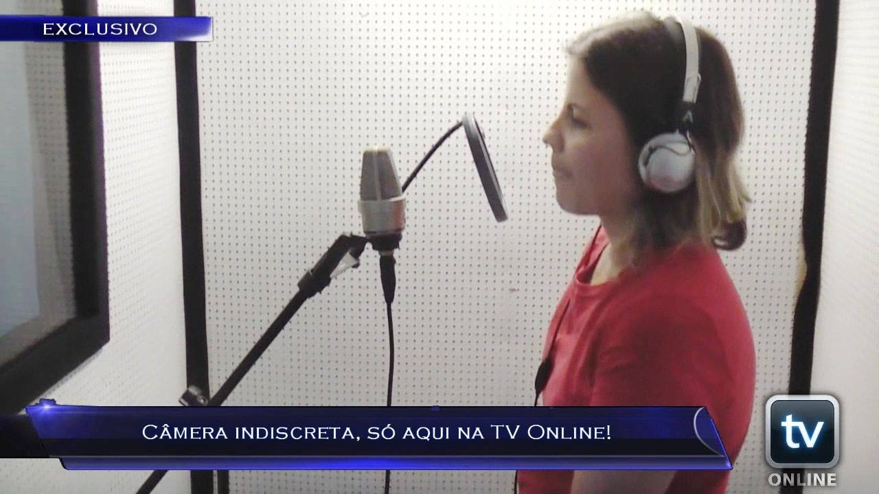 Câmera Indiscreta  - Making Of TV Online