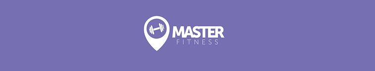 Academia Master Fitness - Banners para s
