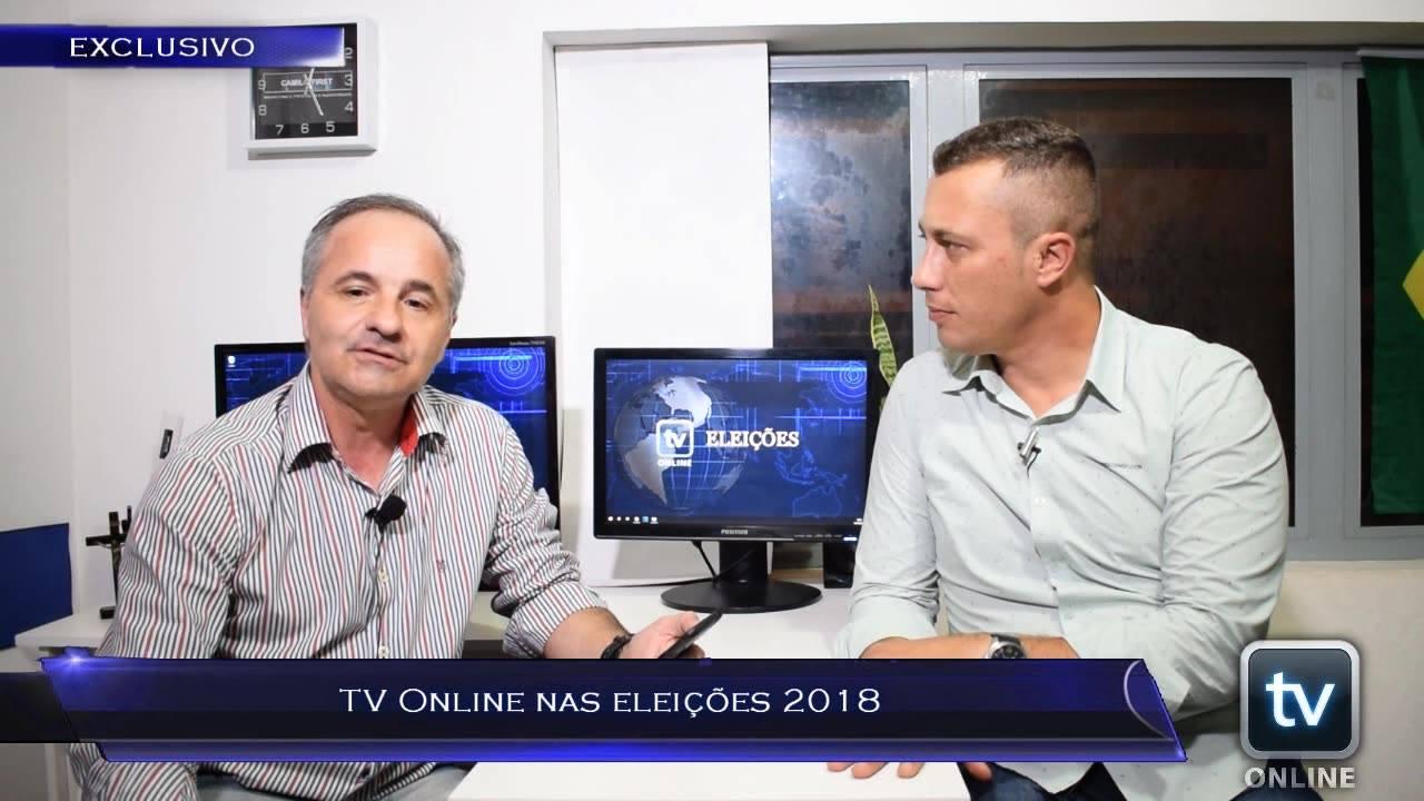 TV Online Eleições - 2º Turno das eleições 2018