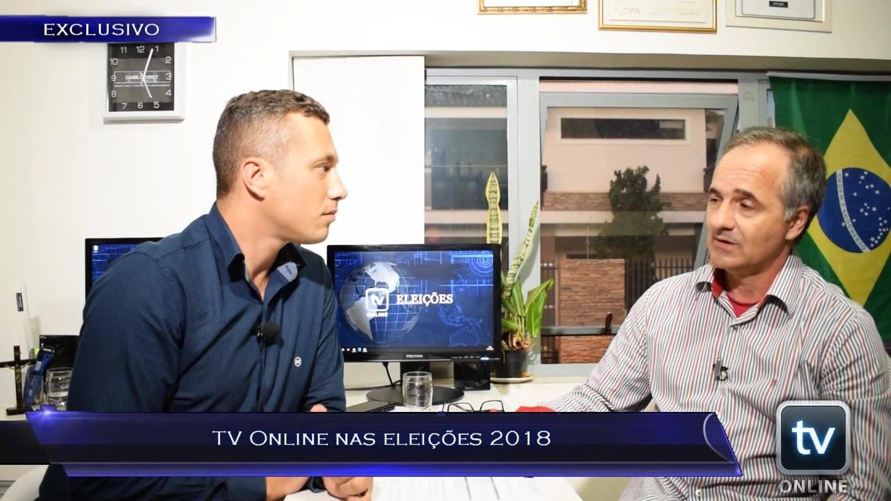 TV Online Eleições - Bolsonaro eleito