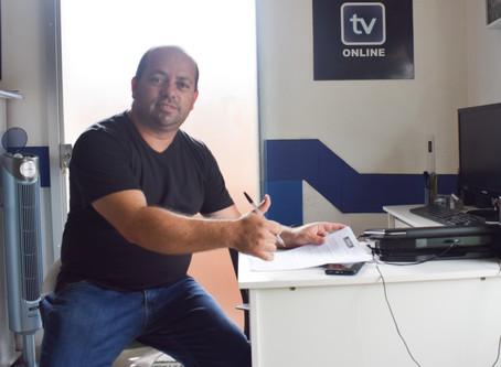 EM 2018 BETO RAMOS ASSINAVA COM A TV ONLINE!