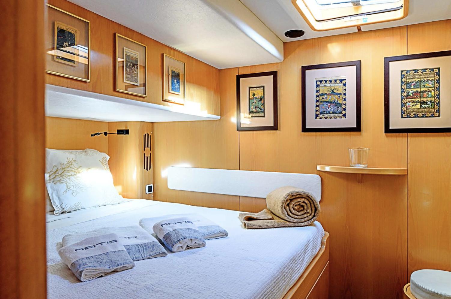 Privilege Alquiler Catamaran Ibiza