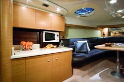 Cranchi endurance luxury yacht ibiza