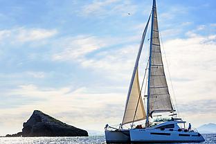 alquiler barcos ibiza, alquiler catamaran ibiza