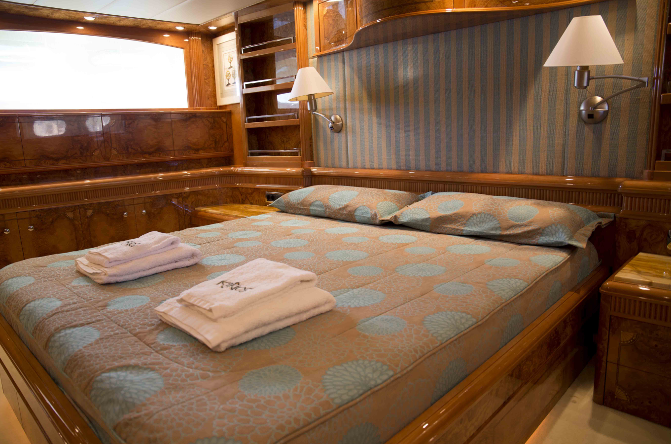 Astondoa102GLX Yacht Charter Ibiza