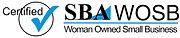 SBA Certified Women Owned Small Business