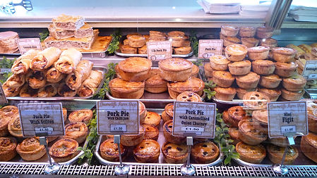 Delicious Thorncliffe Pork Pies