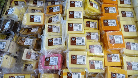 Thorncliffe Cheese Selection