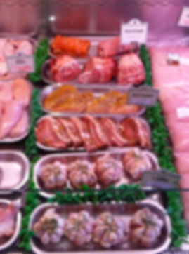 Thorncliffe Farm Shop Meats
