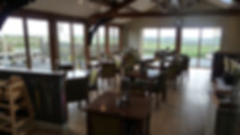 Thorncliffe Tasting Room Interior