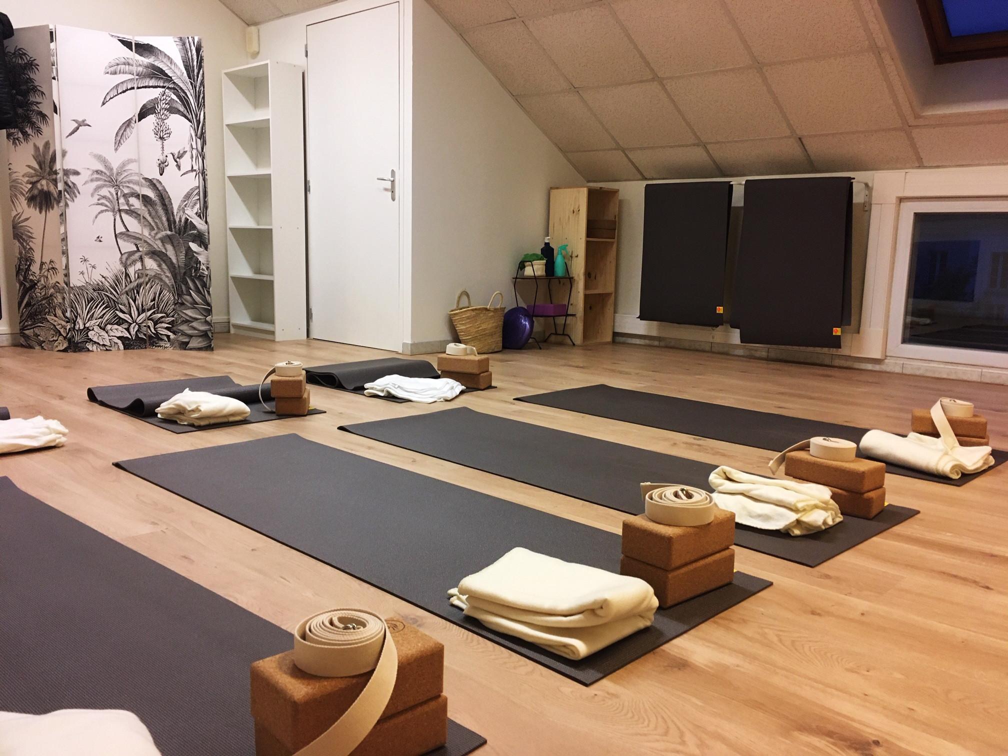 Cours premium de Yoga Vinyasa