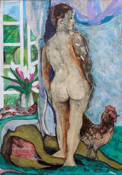 Nude with cockerel.jpg