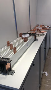copper busbar kit