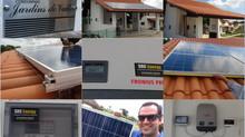 SRC Energy Finaliza Implantação Sistema Fotovoltaico em Chã Grande