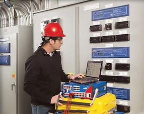 SRC Energy - Parametrização e Aferição de Relés de Proteção