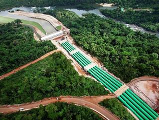 A SRC Energy Fecha Contrato com a Energética Água das Pedras S/A