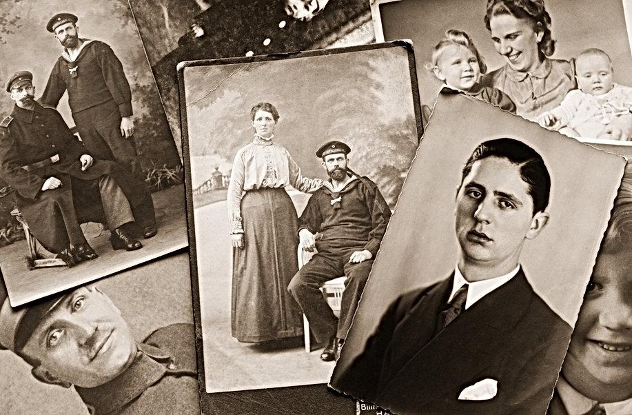 Famille © Chercheur d'Histoires