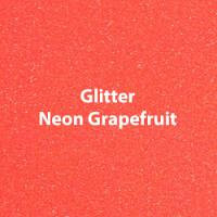 Siser EasyWeed - Glitter Neon Grapefruit