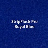 Siser EasyWeed - StripFlock Pro -Royal Blue