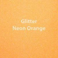 Siser EasyWeed - Glitter Neon Orange