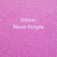 Siser EasyWeed - Glitter Neon Purple