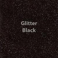 Siser EasyWeed - Glitter Black